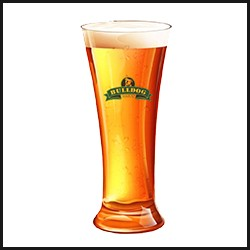 Beer glass 320ml